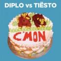 """Diplo vs Tiesto/C'MON  12"""""""