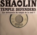 Shaolin Temple Defenders/LET YOURSELF 7""