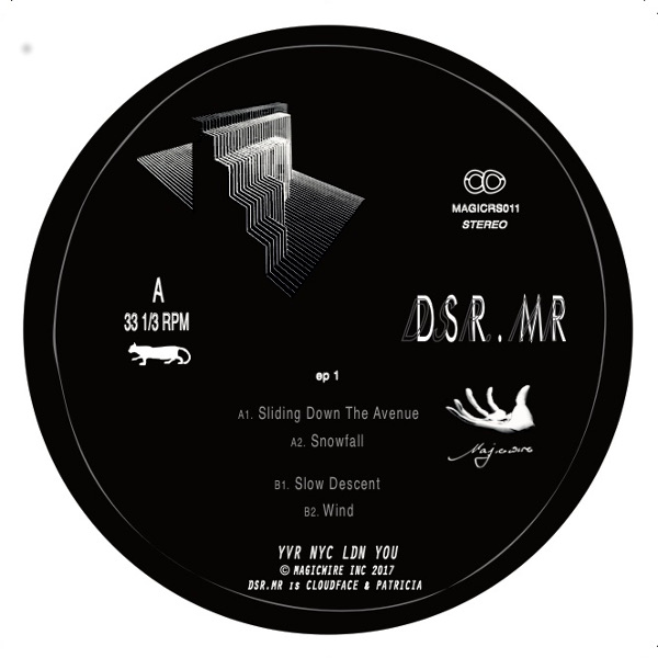 DSR.MR/SLIDING DOWN THE AVENUE 12""