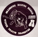 Pink Monkey Flower/NOTHING VENTURE 12""