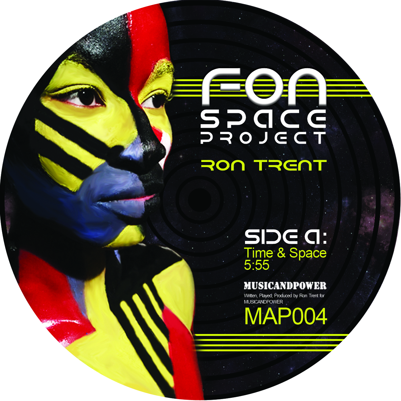 Ron Trent/FON SPACE PROJECT 12""