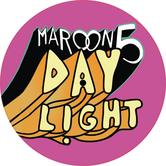 Maroon 5/DAYLIGHT REMIXES 12""
