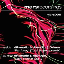 "Dramatic & dbAudio/FAR AWAY-T.S. RMX 12"""