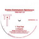 "Contra Communem Opinionem/TIRED FEET 12"""