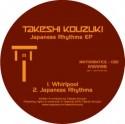 """Takeshi Kouzuki/JAPANESE RHYTHMS EP 12"""""""