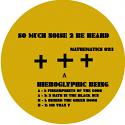 "Hieroglyphic Being/SO MUCH REPRESS D12"""
