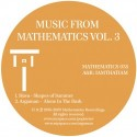 Various/MUSIC FROM MATHEMATICS VOL.3 12""