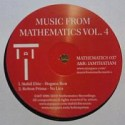 Various/MUSIC FROM MATHEMATICS VOL.4 12""
