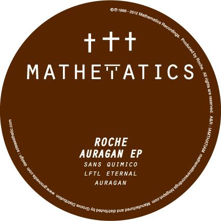 "Roche/AURAGAN EP 12"""
