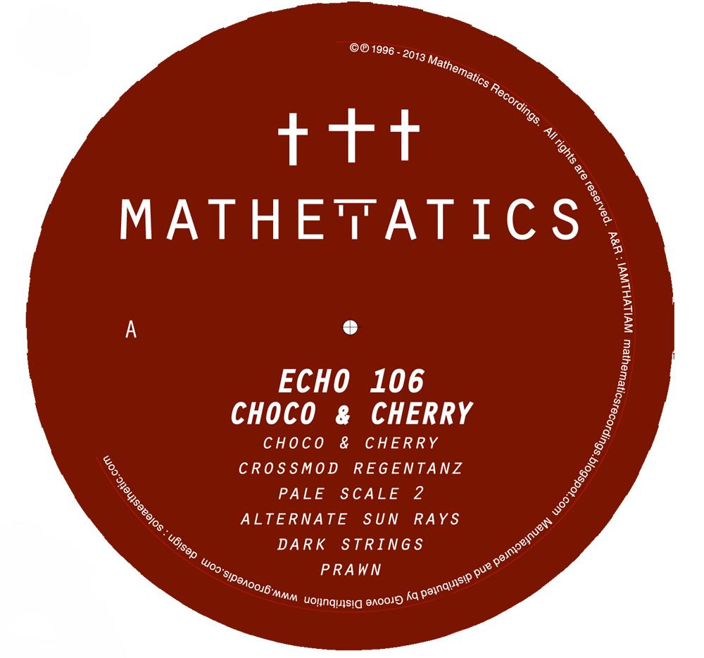 Echo 106/CHOCO & CHERRY DLP