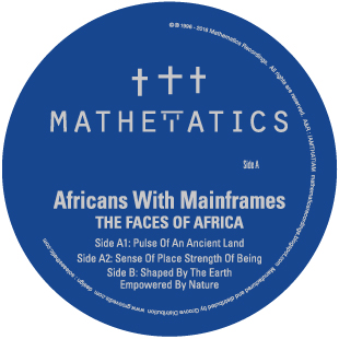 Africans With Mainframes/FACES.. 12""