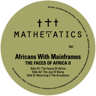 Africans With Mainframes/FACES.. II  12""