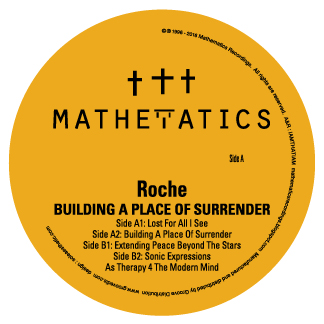 """Roche/BUILDING A PLACE OF SURRENDER 12"""""""
