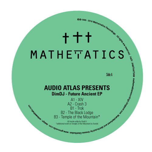 "Audio Atlas pres. DimDJ/FUTURE...12"""