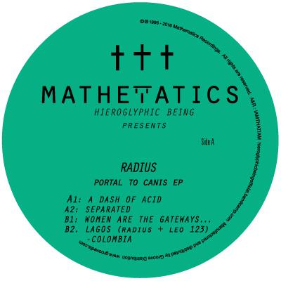 """Radius/PORTAL TO CANIS 12"""""""