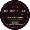 Giorgio Luceri/ALL THAT WE SEE OR 12""