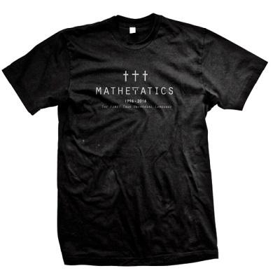 Mathematics/20TH ANNIVERSARY SHIRT (SM)