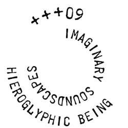 Hieroglyphic Being/+++#9 LTD. CLEAR DLP