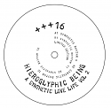 Hieroglyphic Being/SYNTHETIC LOVE 2..12""