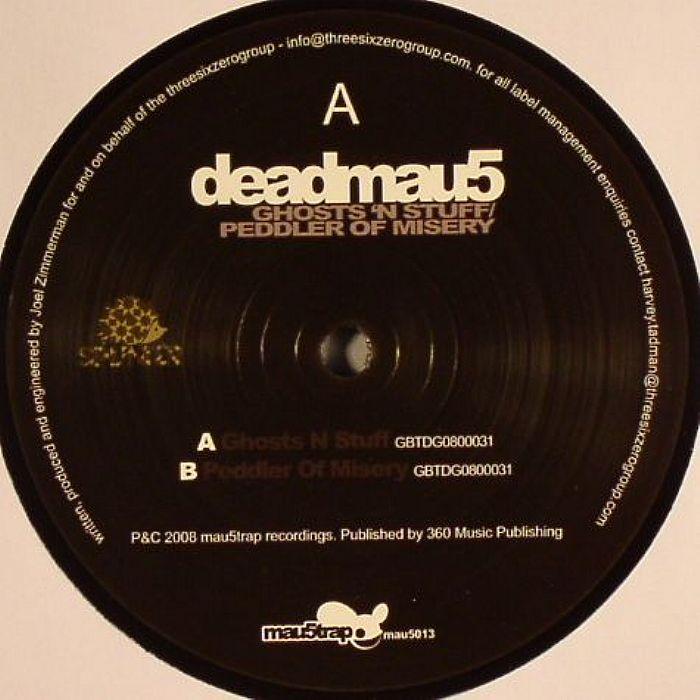 "Deadmau5/GHOSTS N STUFF (ORIGINAL) 12"""