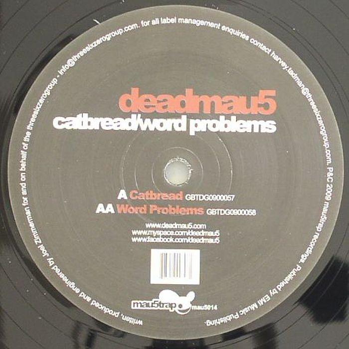 "Deadmau5/CATBREAD 12"""