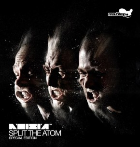 Noisia/SPLIT THE ATOM-SPECIAL ED. DCD