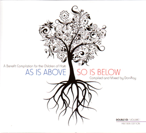 Don-Ray/AS IS ABOVE SO IS BELOW MIX DCD