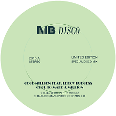 Cool Million/COOL (ILJA RUDMAN MIX) 12""