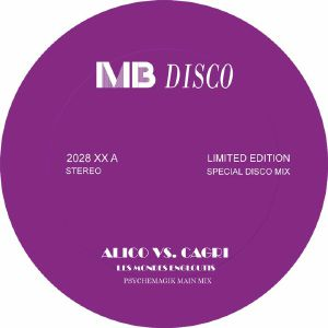 Alico vs. Cagri/PSYCHEMAGIK REMIXES 12""