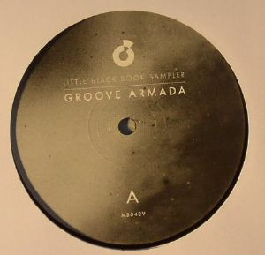 Groove Armada/LITTLE BLACK.. SAMPLER 12""