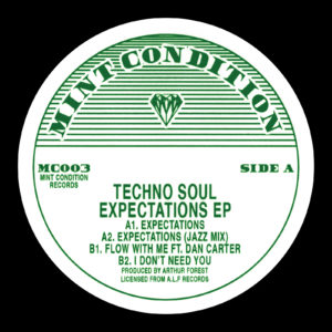 Techno Soul/EXPECTATIONS EP 12""