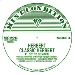"""Herbert/CLASSIC HERBERT EP 12"""""""
