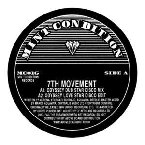 "7th Movement/ODYSSEY 12"""