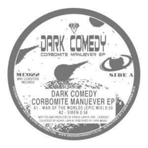 "Dark Comedy/CORBOMITE MANEUVER D12"""