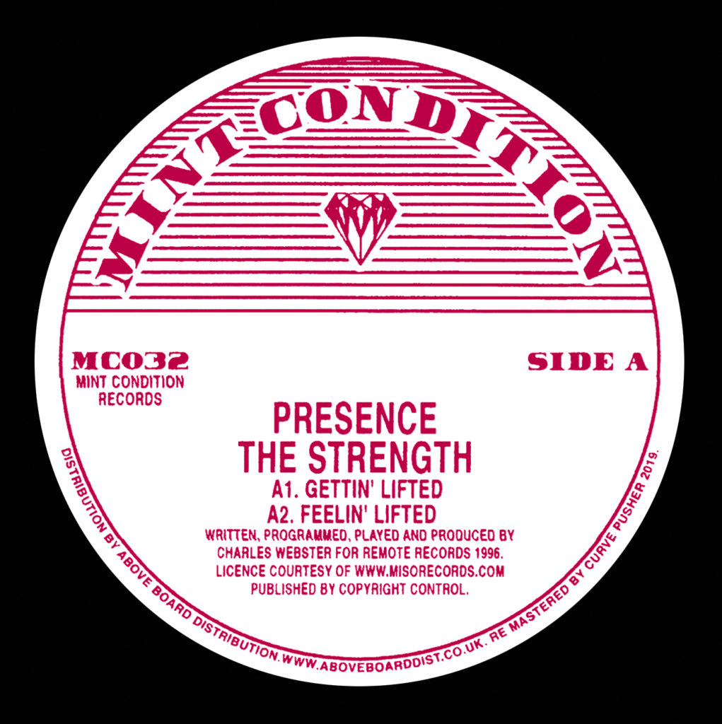 Presence/THE STRENGTH 12""