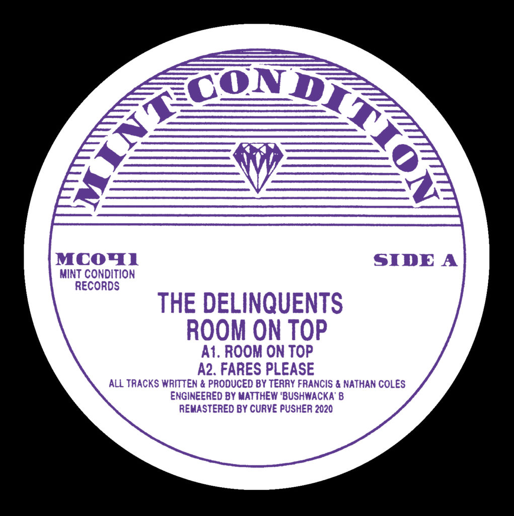 Delinquents/ROOM ON TOP 12""