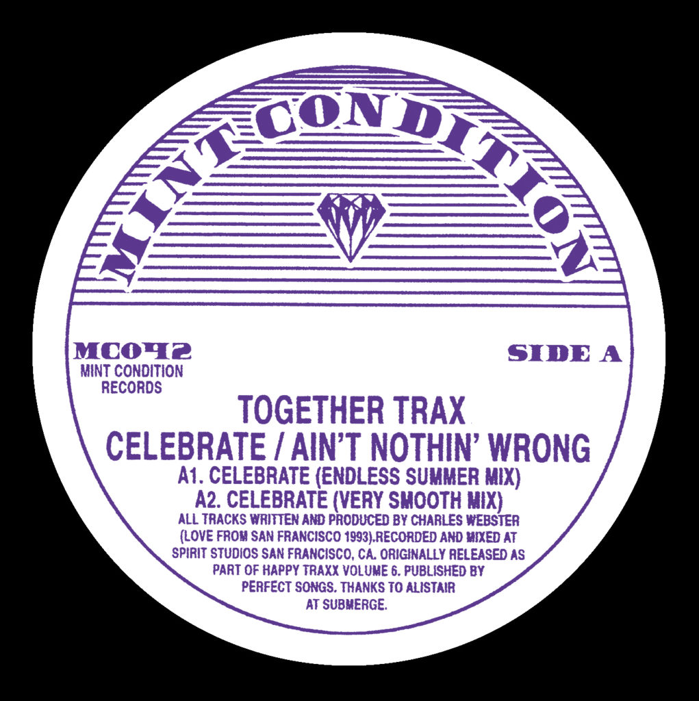 Together Trax/CELEBRATE 12""