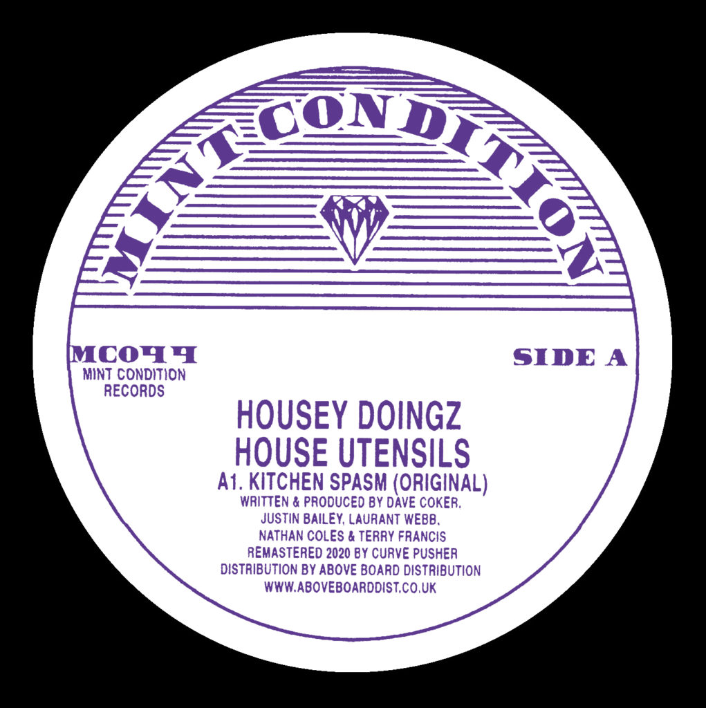 Housey Doingz/HOUSE UTENSILS 12""