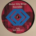 Motor City Drum Ens/RAW CUTS 1 & 2 12""
