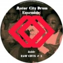 Motor City Drum Ens/RAW CUTS 3 & 4 12""