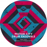 Motor City Drum Ens/RAW CUTS REMIX 12""