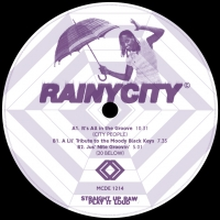 City People/ITS ALL ABOUT THE GROOVE 12""