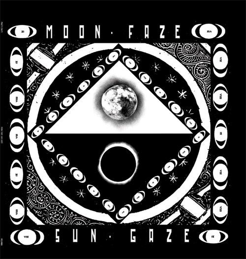 Various/MOON FAZE SUN GAZE PT. 1 EP 12""