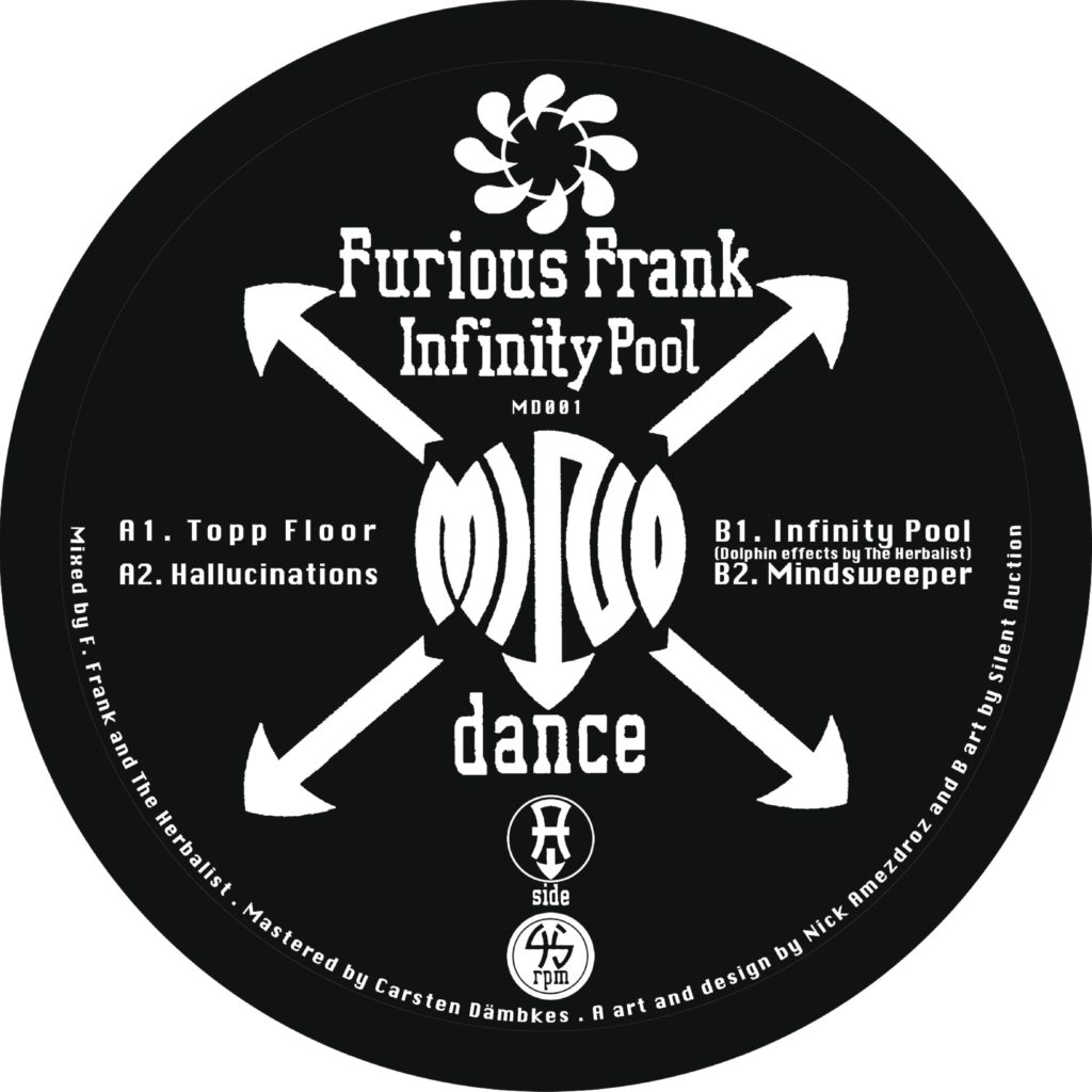 Furious Frank/INFINITY POOL 12""