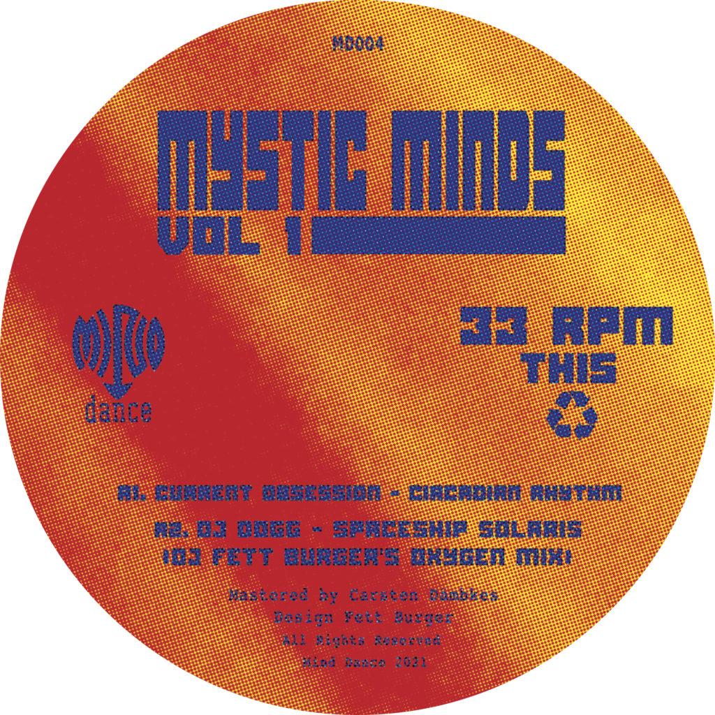 """Various/MYSTIC MINDS VOL 1 12"""""""