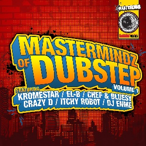 Various/MASTERMINDZ OF DUBSTEP VOL 1 12""