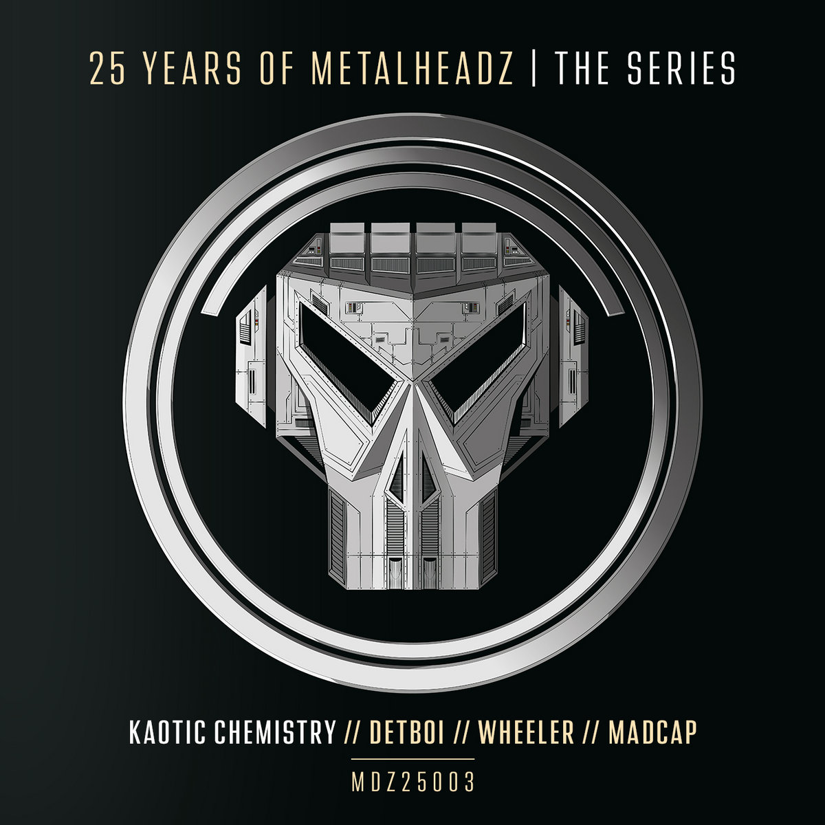 Kaotic Chemistry/25 YEARS METALHEADZ 12""