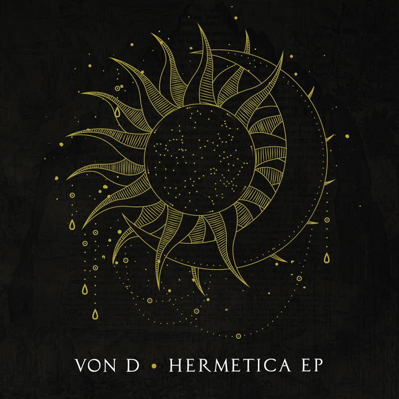 """Von D/HERMETICA EP 12"""""""