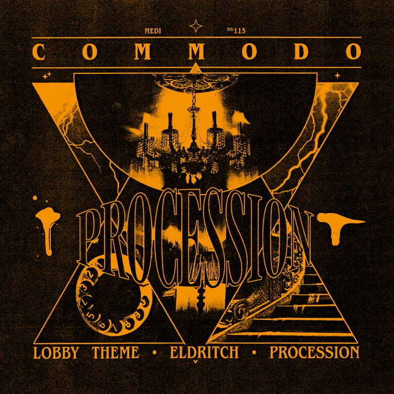 """Commodo/PROCESSION 12"""""""