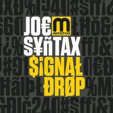 "Joe Syntax/SIGNAL DROP 12"""